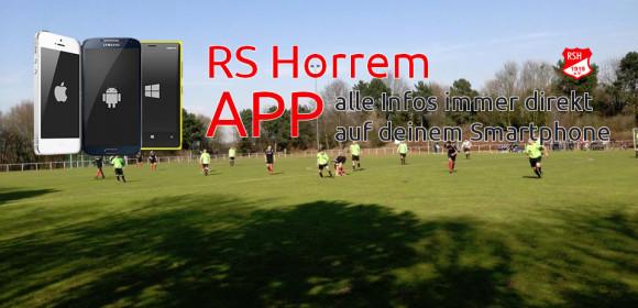 RS Horrem APP
